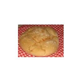 Pan casero de kilo y medio ¡¡ Horno de Leña !!
