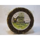 QUESO CABRA TOMILLO 1 KG.