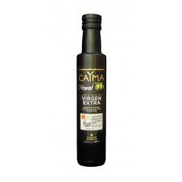 AOVE caYma  D.O.P. Sierra de Cazorla Aceite de Oliva Virgen Extra Botella 250ml Variedad Picual
