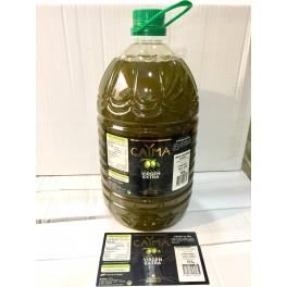 Garrafa Pet. 5 litros caYma AOVE Picual INTENSO