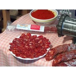 Chorizo Vela Extra (  Curacion Natural de 2meses )