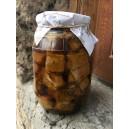 lomo al romero con niscalos en aceite oliva virgen extra 1,400 Gr. caYma
