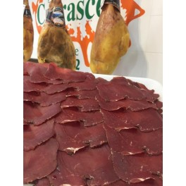 Cecina de Ciervo caYma Sierra Cazorla sobre 100 gr.